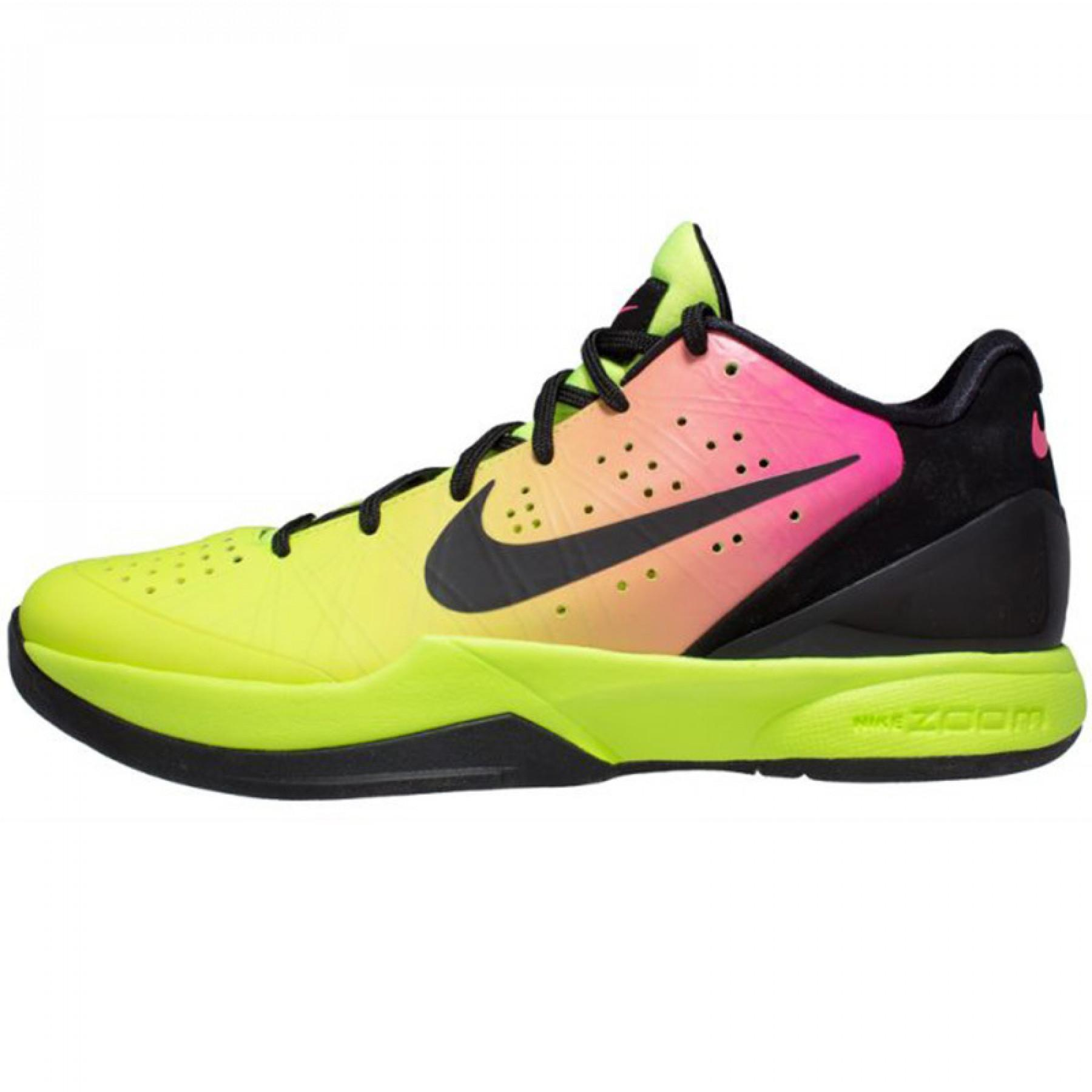 Chaussures Nike Air Zoom HyperAttack Unlimited vert fluo/rose/noir