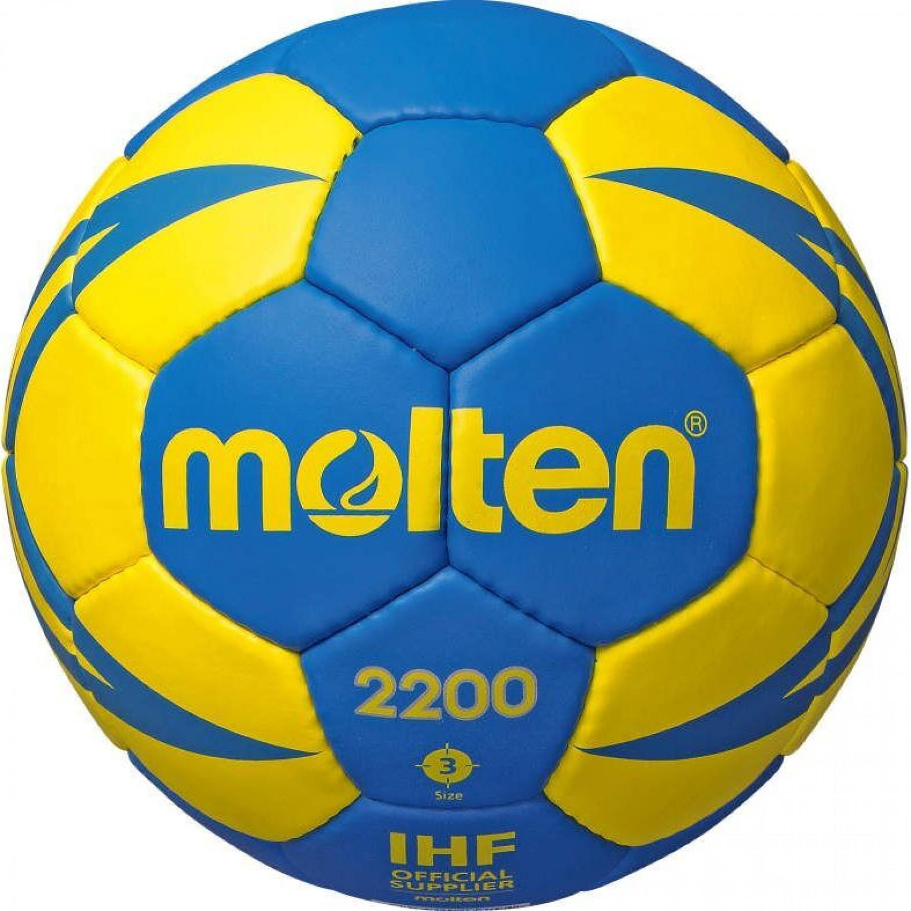Gh6x entrainement indoor Molten Ballon de basket
