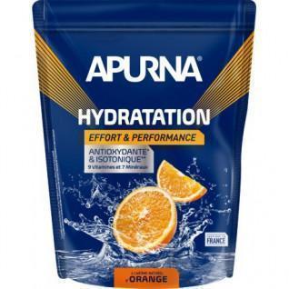 Doypack Apurna boisson énergie Orange – 1,5kg