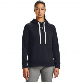 Sweat à capuche femme Under Armour Rival Fleece HB