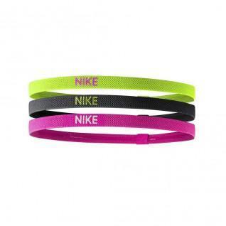 Lot de 3 bandeaux élastiques Nike