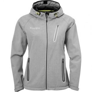 Veste femme Kempa Core 2.0 Softshell Caution