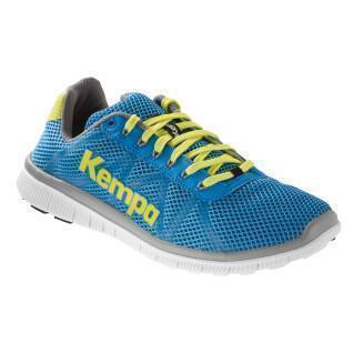 Chaussures Kempa K-Float Bleu/jaune