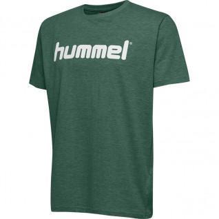 T-shirt Hummel enfant Cotton Logo