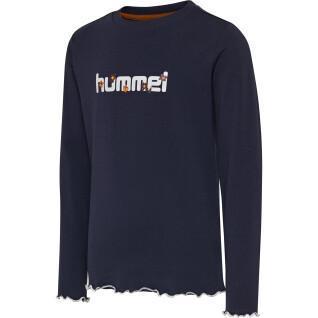 T-shirt manches longues enfant Hummel hmlayaka