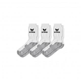 Lot de 3 paires de chaussettes de sport Erima