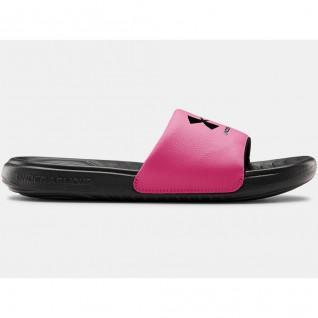 Claquettes fille Under Armour Ansa Fixed