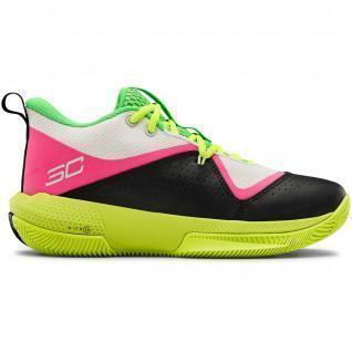 Chaussures enfant Under Armour GS SC 3ZER0 IV