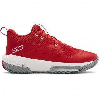 Chaussures de Basket enfant Under Armour GS SC 3ZER0 IV