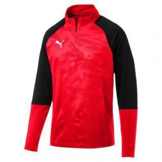 Sweatshirt training Puma CUP 1/4 zip