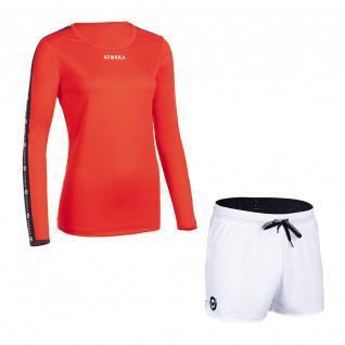 Pack femme maillot et short Atorka H100