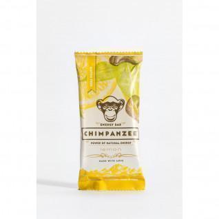 Barre énergétique Chimpanzee vegan (x20) : citron 55g