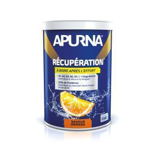 Boisson de récupération Apurna Orange – 400g