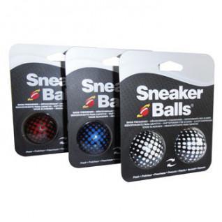 Lot de 12 boules désodorisantes Sneakerballs Matrix