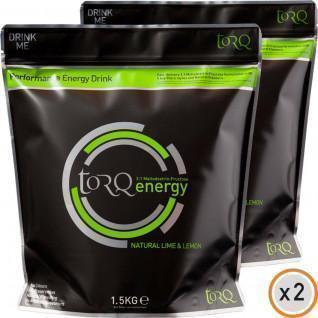 Boissons TORQ Energy – 1,5kg x 2