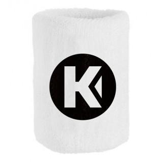 Poignet éponge kempa Core blanc 9 cm (x1)