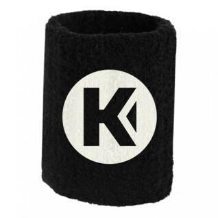 Poignet éponge kempa Core noir 9 cm (x1)