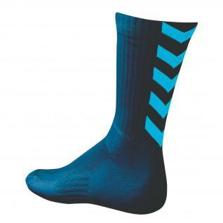 Chaussettes Hummel Authentic Indoor - marine/ciel