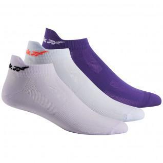 Lot de 3 paires de chaussettes femme Reebok One Series Training