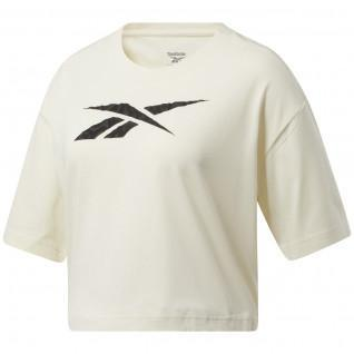 T-shirt femme Reebok Modern Safari Graphic