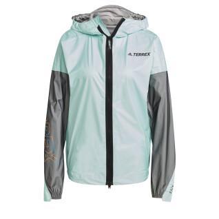 Veste de pluie femme adidas Terrex Agravic Pro Trail Running