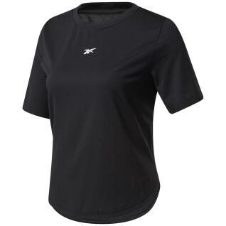 T-shirt perforé femme Reebok United By Fitness