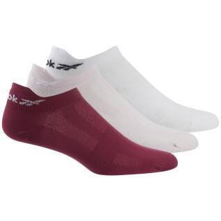 Lot de 3 paires de chaussettes basses femme Reebok One Series