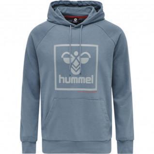 Sweatshirt à capuche avec poche Hummel