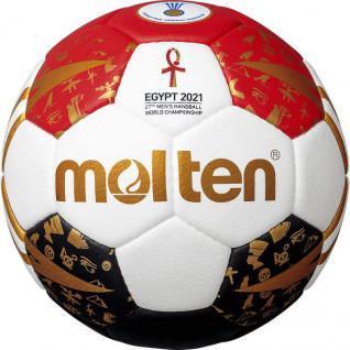 Ballon replica Molten IHF Egypte 2021