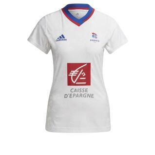 Maillot femme extérieur  France 2021/22