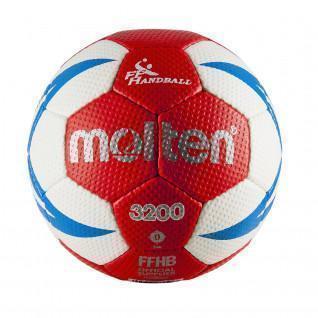 Ballon d'entrainement Molten HX3200 FFHB taille 0