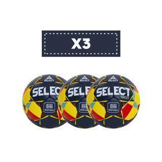 Lot de 3 Ballons Select Ultimate LNH Replica 2021/22