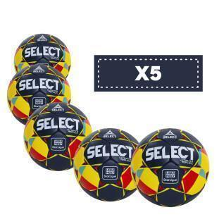 Lot de 5 Ballons Select Ultimate LNH Replica 2021/22