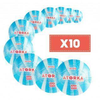 Lot de 10 ballons enfant Atorka H100 Initiation