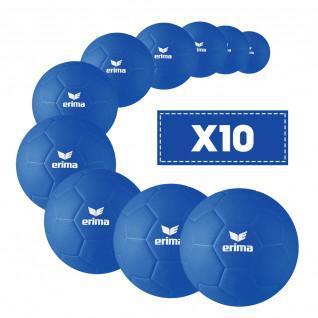 Lot de 10 Ballons de Beach Handball Erima