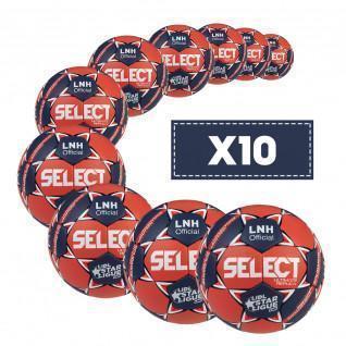 Lot de 10 Ballons Select Ultimate LNH Replica 2020/2021