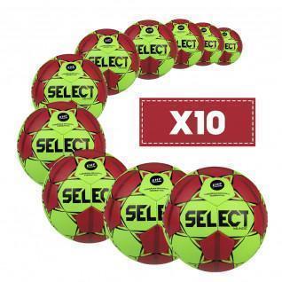 Lot de 10 ballons Select Mundo v20/22