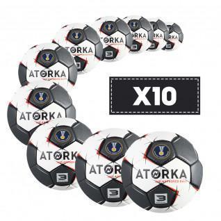 Lot de 10 ballons Atorka H900