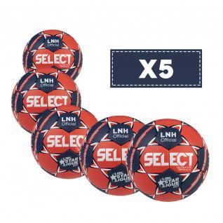 Lot de 5 Ballons Select Ultimate LNH Replica 2020/21
