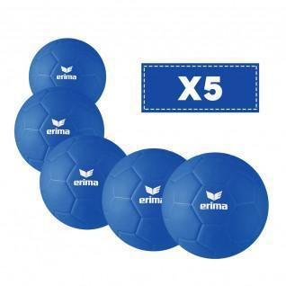 Lot de 5 Ballons de Beach Handball Erima