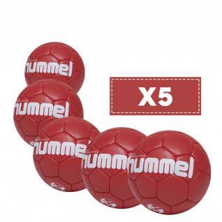 Lot de 5 Ballons Hummel Elite