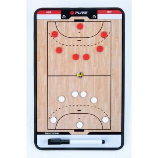 Coach board handball Pure2Improve