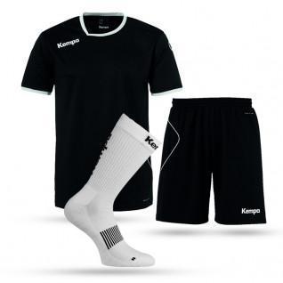 Pack Kempa Curve (maillot + short + chaussette)