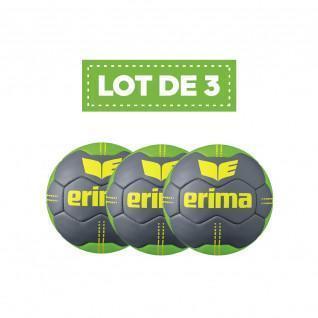 Lot de 3 Ballons Erima Pure Grip N° 2 T2
