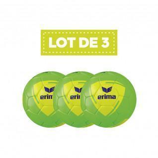 Lot de 3 Ballons Erima Future Grip Pro T2