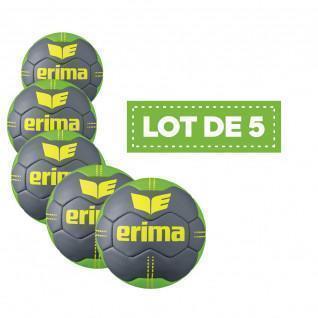 Lot de 5 Ballons Erima Pure Grip N° 2 T2