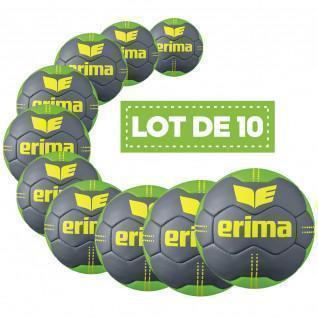 Lot de 10 Ballons Erima Pure Grip N° 2 T2