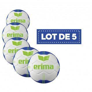 Lot de 5 Ballons Erima Pure Grip N° 1 T2