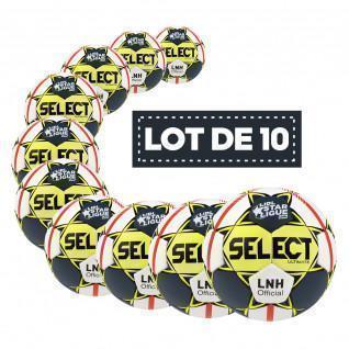 Lot de 10 Ballons Select Replica LNH 19/20