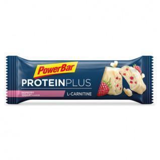 Lot de 30 barres PowerBar ProteinPlus L-Carnitin - Raspberry-Yoghurt
